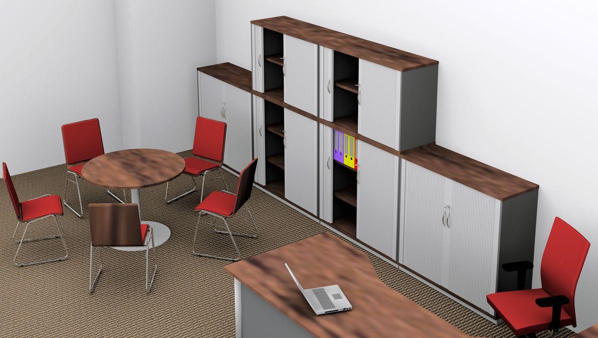 Stauraumsysteme ... Büroschränke und mehr ...